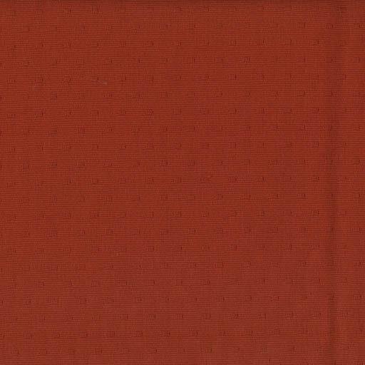 16.355.46 Roma repscanvas rødbrun 12,5 meter pr. rulle