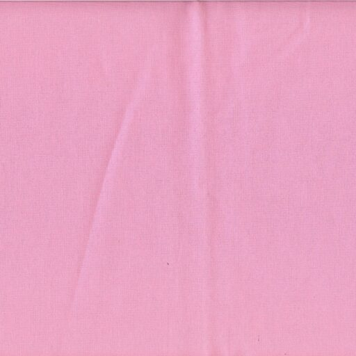 16.155.25 Sanforiseret bomuld rosa 12,5 meter pr. rulle