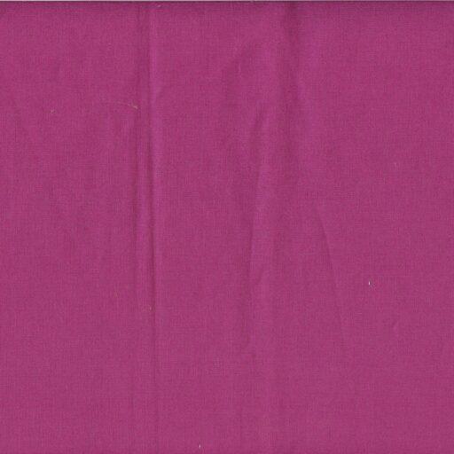 16.155.37 Sanforiseret bomuld fuchsia 12,5 meter pr. rulle