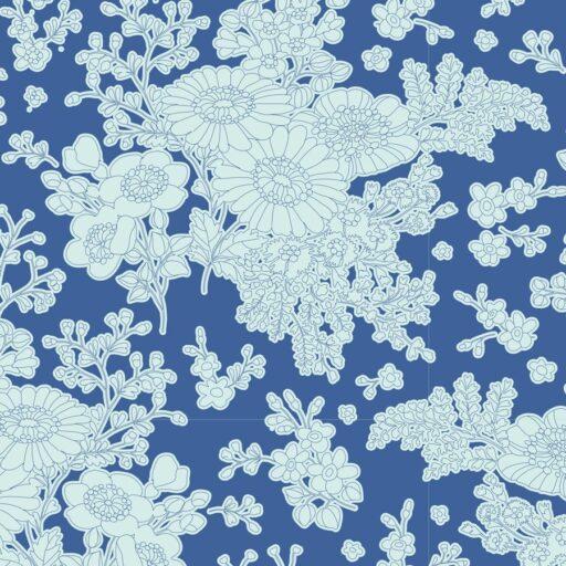 100022 Tilda.Sunkiss collection -Imogen-Blue.