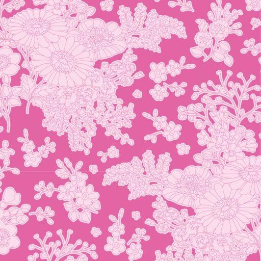 100023 Tilda.Sunkiss collection- Imogen-Pink.