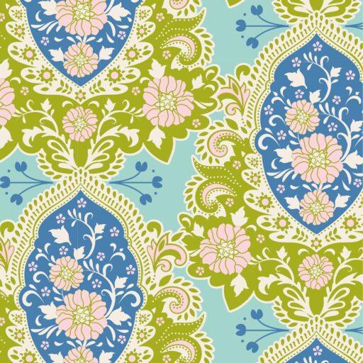 100030 Tilda.Sunkiss collection -charlotte-blue