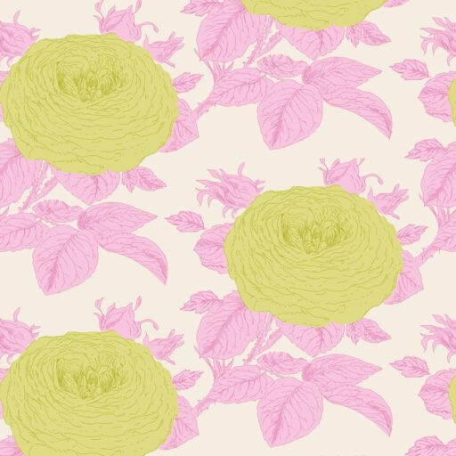100038 Tilda.Sunkiss collection -grandmas-rose-pink