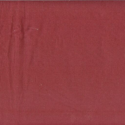 16.155.38 Sanforiseret bomuld bordeauxbrun 25 meter pr. rulle