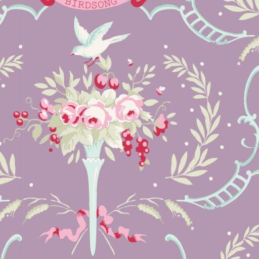 100216 Birdsong Mauve Lilac
