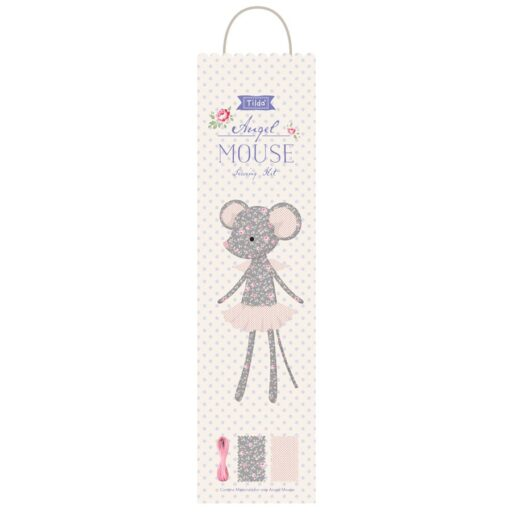 500023 Sewing Kit Angel Mouse