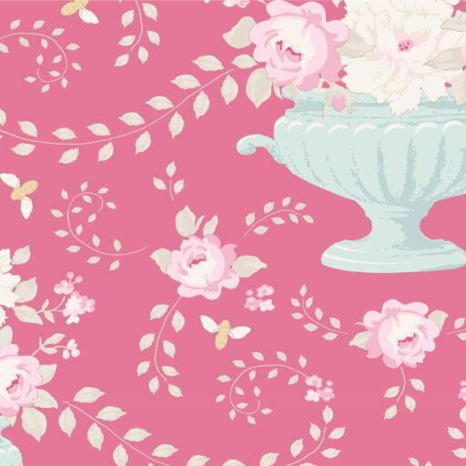100235 Flowerbees Rose