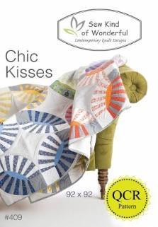 SKW409 - Chic Kisses Pattern - 1 pcs.