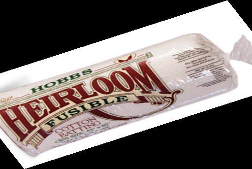 40.115.02.C Hobbs Heirloom® Fusible cotton blend pr. stk.