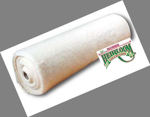40.115.244.02 Hobbs Heirloom® Fusible cotton blend 27,40 meter pr. rulle