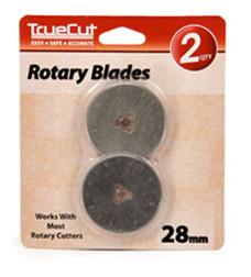 RBR28.2-2PK Rotary blade 28 mm pr. pakke