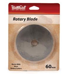 RBR60.1-1PK Rotary blade 60 mm pr. pakke