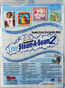 "5417 Lite steam seam 2 9x12"" 6 pk. pr. kolli"""